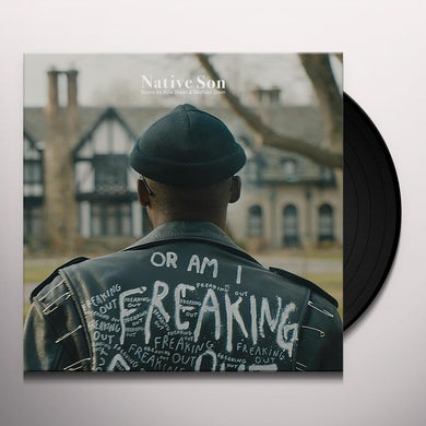 NATIVE SON (ORIGINAL MOTION PICTURE SCORE) Vinyl Record