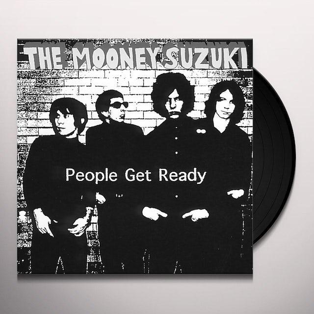 Mooney Suzuki PEOPLE GET READY Vinyl Record