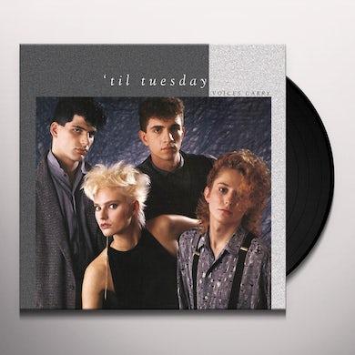 Til Tuesday VOICES CARRY Vinyl Record