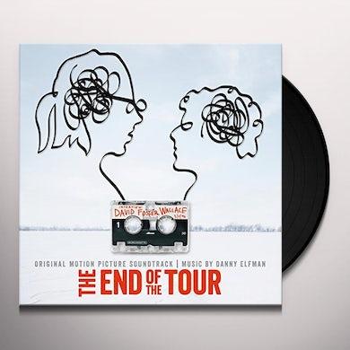 END OF THE TOUR / Original Soundtrack Vinyl Record