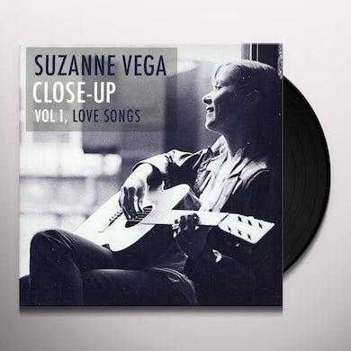 Suzanne Vega CLOSE UP Vinyl Record - 180 Gram Pressing