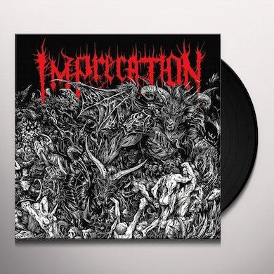Imprecation DAMNATIO AD BESTIAS Vinyl Record