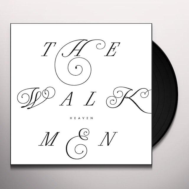 Walkmen HEAVEN Vinyl Record