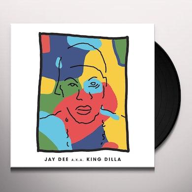 J Dilla AKA KING DILLA Vinyl Record