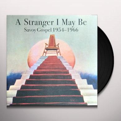 STRANGER I MAY BE / VARIOUS Vinyl Record
