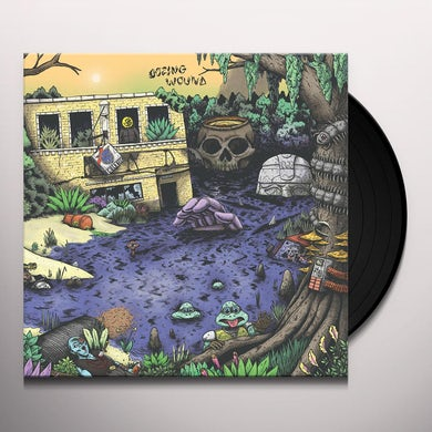 Oozing Wound HIGH ANXIETY Vinyl Record