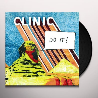 Clinic DO IT Vinyl Record