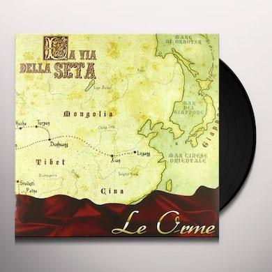 Orme LA VIA DELLA SETA Vinyl Record