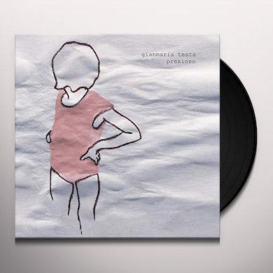 Gianmaria Testa PREZIOSO Vinyl Record