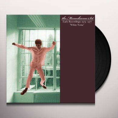 The Monochrome Set WHITE NOISE: EARLY RECORDINGS Vinyl Record