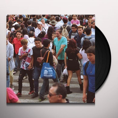 LA ONDA DE JUAN PABLO Vinyl Record