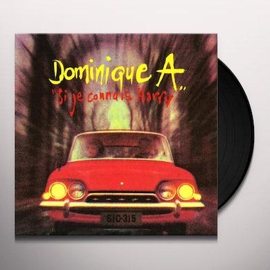 Dominique A SI JE CONNAIS HARRY Vinyl Record