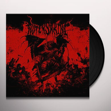 Adversarial DEATH ENDLESS NOTHING Vinyl Record