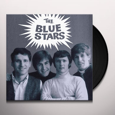 Blue Stars SOCIAL END PRODUCT / I CAN TAKE IT Vinyl Record