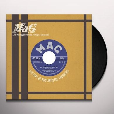 Delai Alamos & King Stay RITMO DEL GO GO / GRITO DE LOS KING Vinyl Record