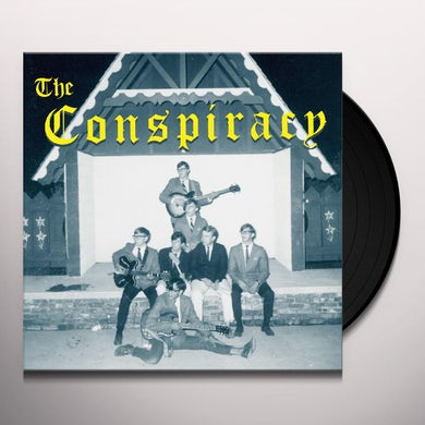 Conspiracy DREAM WORLD / WITH YOU Vinyl Record