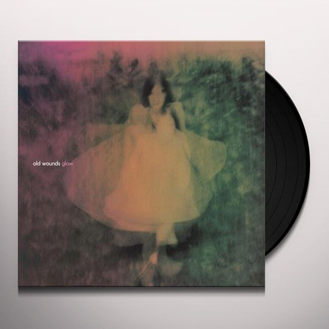 Old Wounds GLOW Vinyl Record