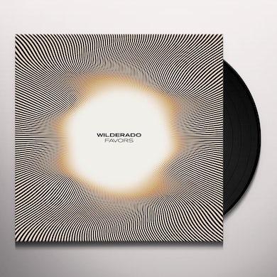 Wilderado FAVORS Vinyl Record