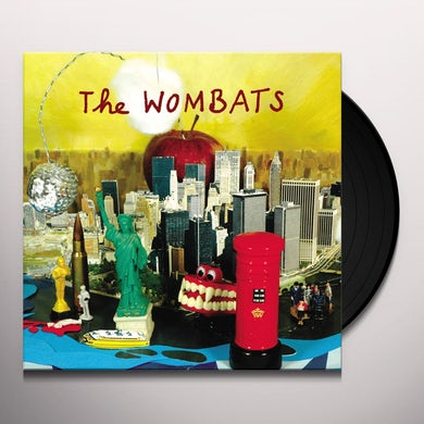 The Wombats Vinyl Record