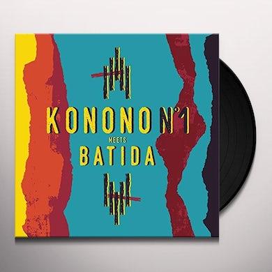 MEETS BATIDA Vinyl Record