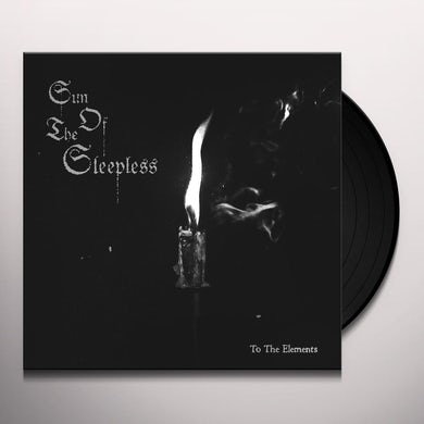 Sun Of The Sleepless TO THE ELEMENTS Vinyl Record