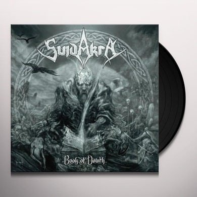 Suidakra BOOK OF DOWTH Vinyl Record