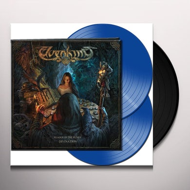 Elvenking Reader Of The Rules: Divination Vinyl Record