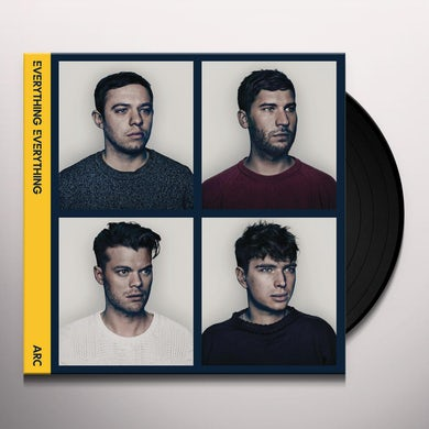Everything Everything ARC Vinyl Record