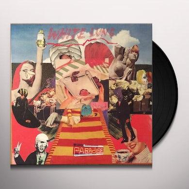 White Lung PARADISE Vinyl Record