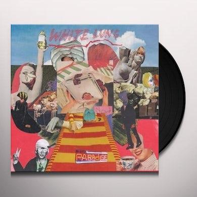 White Lung PARADISE GALLOWS Vinyl Record