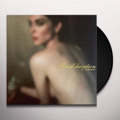 St. Vincent MASSEDUCATION Vinyl Record