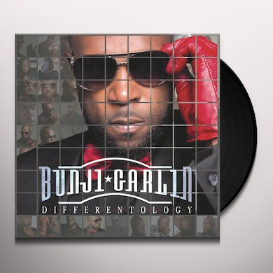 Bunji Garlin DIFFERENTOLOGY Vinyl Record