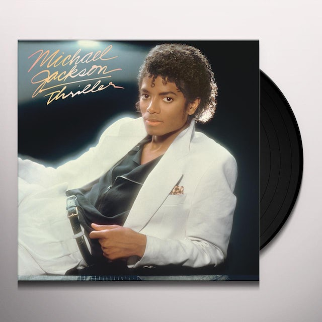 Michael Jackson Thriller - Limited Edition Gatefold Repressing Vinyl LP