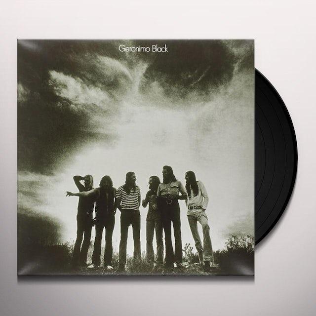 BLACK GERONIMO GERONIMO BLACK Vinyl Record