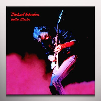 The Michael Schenker Group GUITAR MASTER Vinyl Record