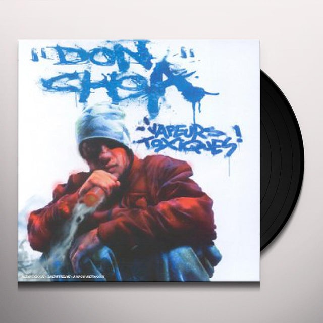 Don Choa VAPEURS TOXIQUES Vinyl Record