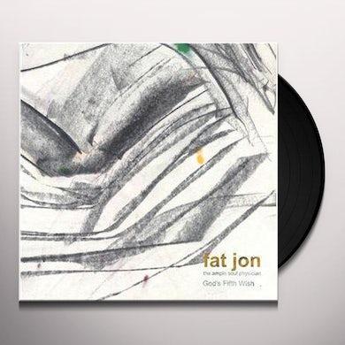 Fat Jon GOD'S FIFTH WISH Vinyl Record