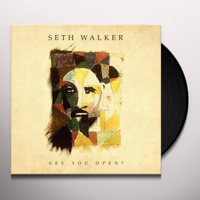 Seth Walker ARE YOU OPEN Vinyl Record
