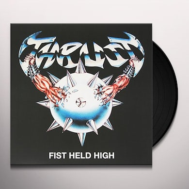 Thrust FIST HELD HIGH Vinyl Record