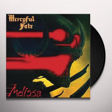 Mercyful Fate MELISSA Vinyl Record