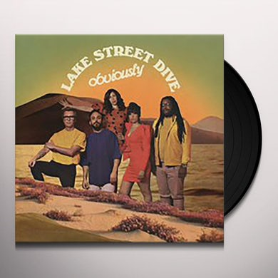 Lake Street Dive Obviously  Ie Vinyl Record