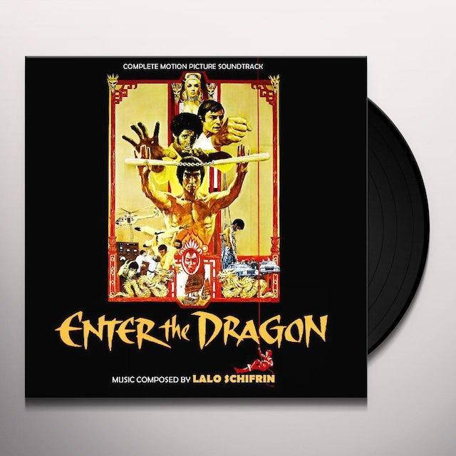 Enter The Dragon / O.S.T. Vinyl Record