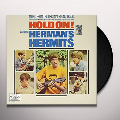 HOLD ON Vinyl Record