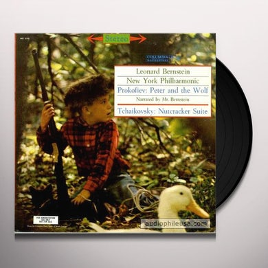 Bernstein / Prokofiev / Tchaikovsky NUTCRACKER Vinyl Record