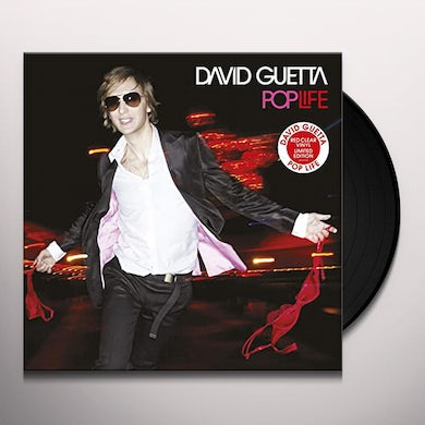 David Guetta POP LIFE Vinyl Record