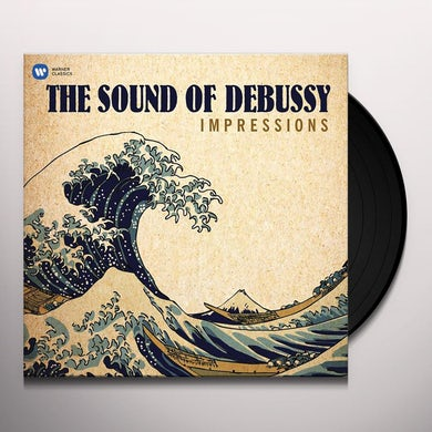 IMPRESSIONS - THE SOUND OF DEBUSSY Vinyl Record
