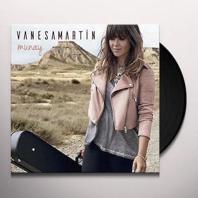 Vanesa Martin MUNAY Vinyl Record