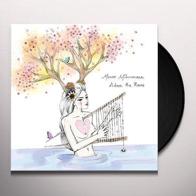 Marco Minnemann ABOVE THE ROSES Vinyl Record