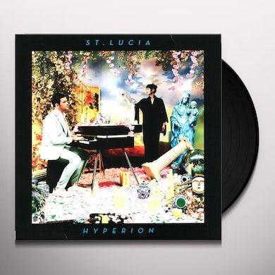 St. Lucia HYPERION Vinyl Record