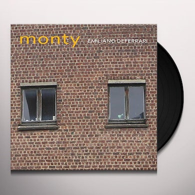 Emiliano Deferrari MONTY Vinyl Record